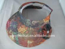 summer folding sun hat/cap