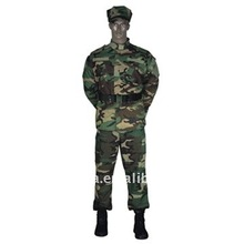 ACU Polyester/Cotton Active Woodland US Army Military Uniform