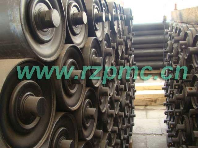 material handling steel