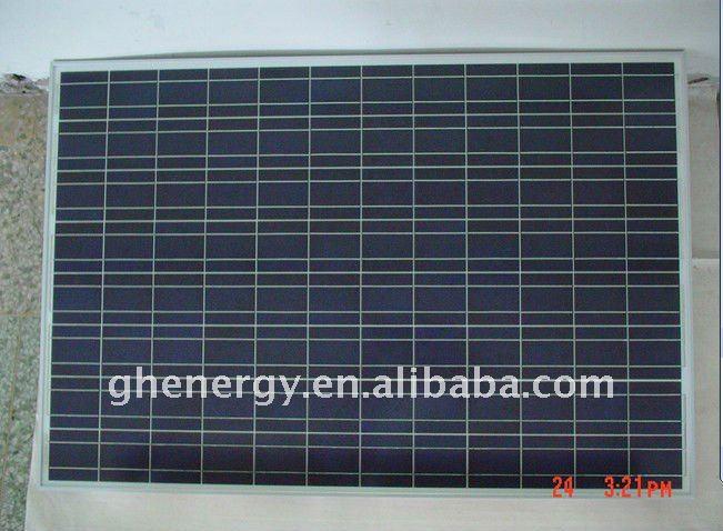 Todo especificaciones de monocristalino de paneles solares