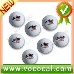 6pcs DHS 1 Star Grade 40mm Ping-Pong Table Tennis Ball