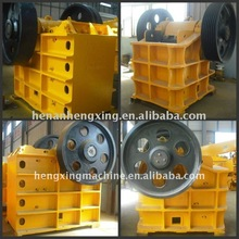 Mining Jaw Crusher Machine Manufacture (Single toggle design/primary crushing)