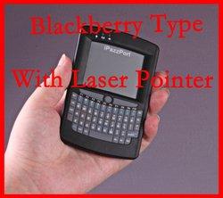 iPazzPort 2.4G mini wireless keyboard and trackball