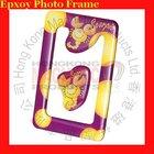 Scorpio Fridge magnet photo frame