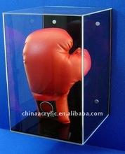 acrylic wall mounted display case