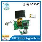 3.5'' tft LCD display video player module 320x240