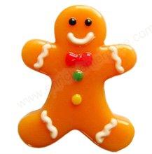 Novelty Soap/ Gingerbread Man Soap