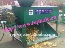 Green walnut shelling machine