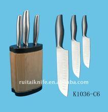 Supply Japan knife in knife block