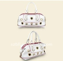 2012 new fashion high quality beautiful ladies french ladies handbags