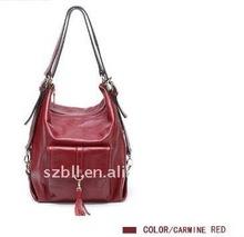 cute ladies pu leather handbag