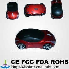 2.4 G wireless optical mouse,car wireless mouse