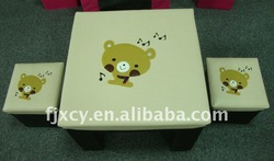 Chrildren table and chairs