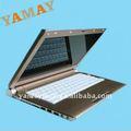 12 polegadas 1.66 ghz com dvd-rom notebook/ laptop