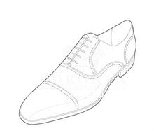 Shoes model design, 3D design, promotion AD design