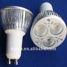 High Power LED GU10 3*2W Bulb