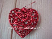 loving heart Christmas decoration