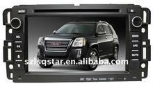7'' GMC yukon car dvd Device with GPS BT TV RADIO PIP 3D MENU ST-7001