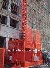 sc200 single cage building hoist