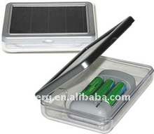 Solar AA/AAA Battery Charger