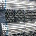 Galvanizado en caliente de tubo de acero/de zinc recubierto de acero estructural de la tubería