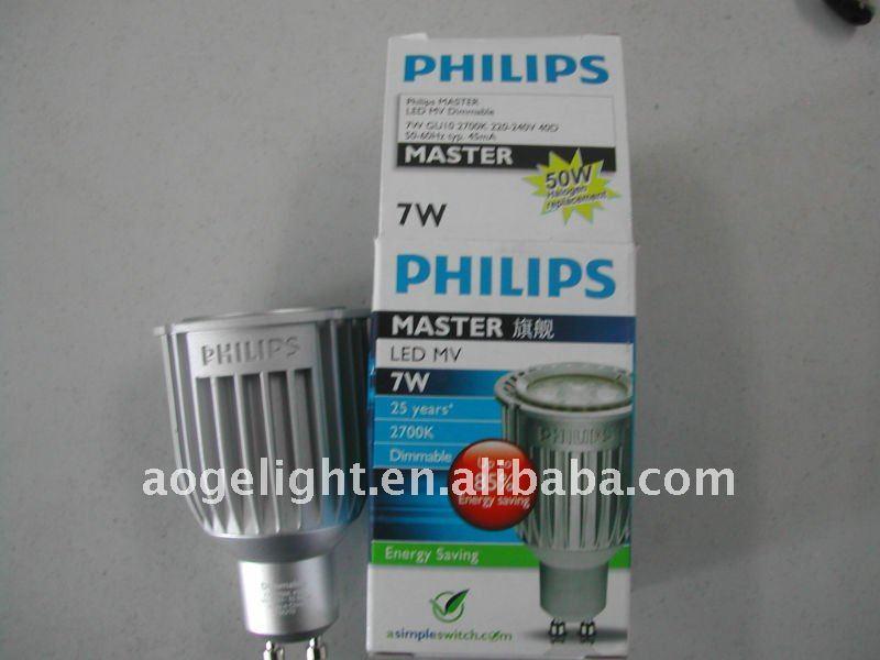 Faretti Led Gu : master philips led gu10 lampada 7w gu10 dimmerabile ...