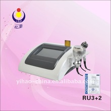 alibaba express turkey! RU3+2 Solution to weight problem: Multipolar RF Fat-dissolving&Cavitation Body Slimming Machine