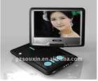 9-inch Portable DVD Player with USB and SD/MMC Card Slot