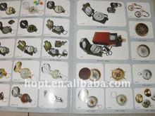 Taschendurchfahrt/Geologiekompaß