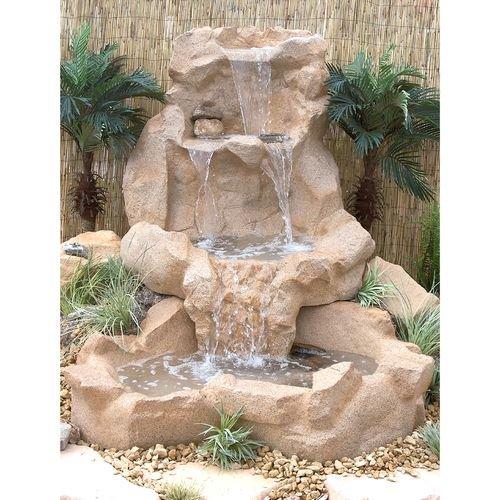 Imagenes de fuentes y cascadas para jardin imagui - Fuentes de jardin rusticas ...