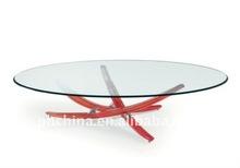 Clear Acrylic Coffee Table,Tea Table,Round Table, ACT_055