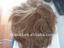 Fashion European Short Wavy Front Lace Wigs