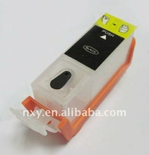 Refillable ink cartridge PGI-225 325 425 525 725 825 CLI-226 326 426 526 726 826 with auto reset chips for Canon