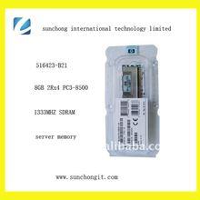 516423-B21 8gb tested ddr3 sdram laptop ram memory