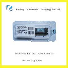 604502-B21 tested 8gb ddr3 sdram laptop ram memory