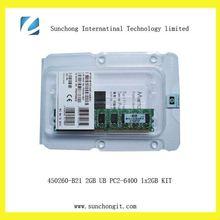 450260-B21 tested 2gb ddr sdram laptop ram memory