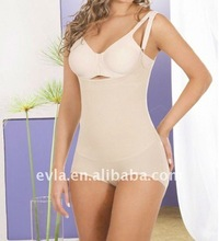 Seamless body shaping underwear