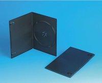 5MM BLACK DVD CASE,SINGLE(YD-027)