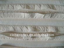 garment fabric, solid beef tripe fabric