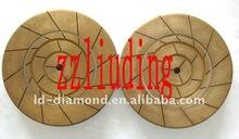 Diamond grinding wheel for ferrite magnets
