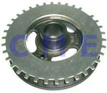 harmonic balancer crankshaft damper used on FORD TRUCK RANGER L4-2.3L (140 CID) 2010-2007