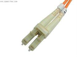 LC Duplex Fiber Optic Connector