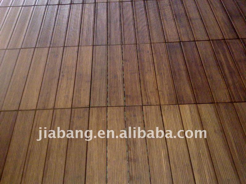 Diy Bamboo Outdoor Flooring With Pe Base Bb5p3030ph View