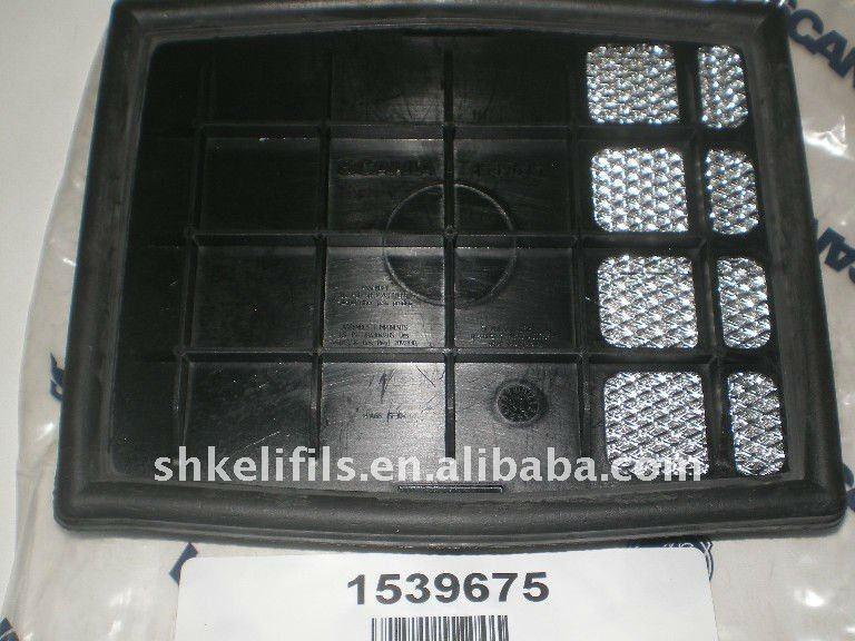 Scania do filtro de óleo 1539675