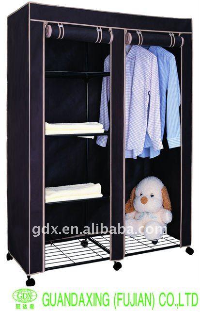 Portable Cloth Wardrobe Closets Closet Storage Organization