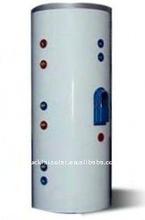 Pressure solar water tank
