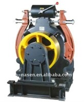 WAZ Type PM Gearless Traction Machine