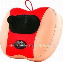 vibrazioni cuscino massaggiatore impastare c200 con due rulli di giada