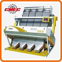 orange color sorter machine