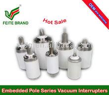 vacuum interrupter for outdoor vacuum circuit breaker